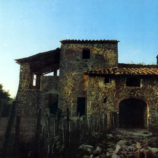 Vicchio: A superb house which has been renovated