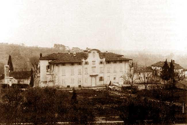 Villa Gerini Borgo San Lorenzo