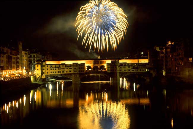 The San Giovanni day in Firenze